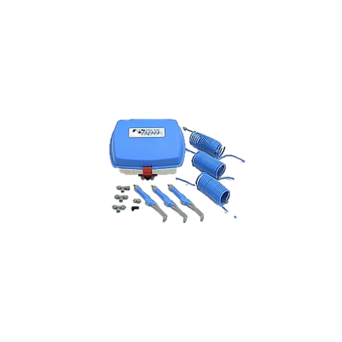 Dipspray installatie Ambic Jetstream 2000 vacuum gestuurd