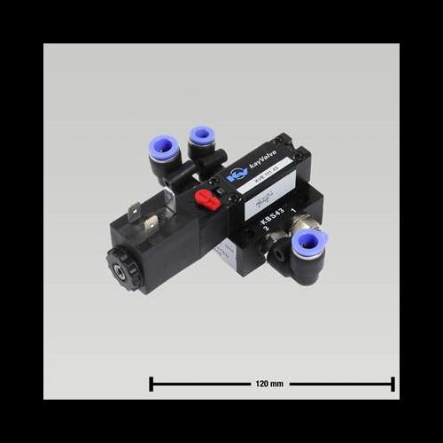 Vanne pneumatique 7800-0020-571 | MIone