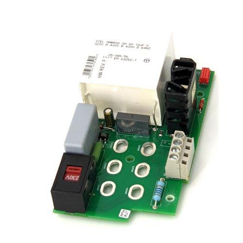 Originele printplaat voor flexibele DeLaval koeborstel model 2 (6 gaats)