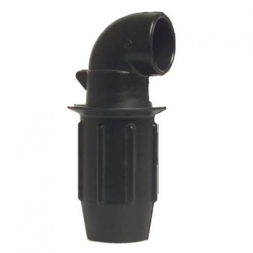 Inlooprubber voor melkontvangst leiding Ø40 mm, gat in glas Ø 50 mm
