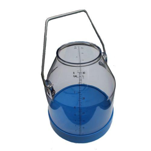Melkemmer Kunststof 30 liter