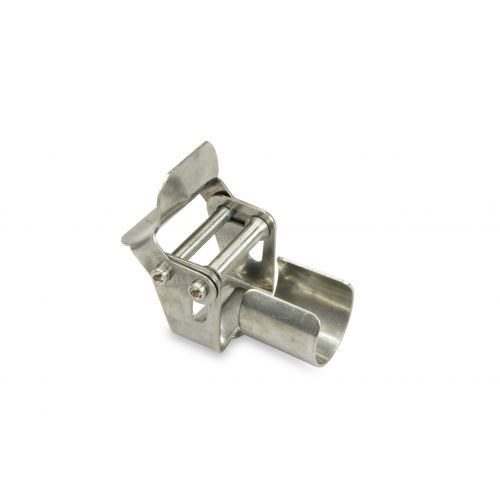 RVS knipsluiting 13/24 mm