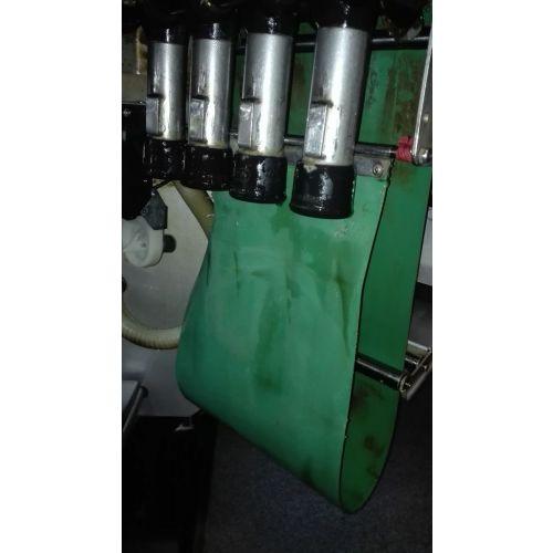 Shock absorber sheet passend voor Delaval   VMS 92909602