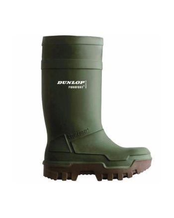 Bottes Dunlop S Thermo+ bottes avec nez et semelles en acier