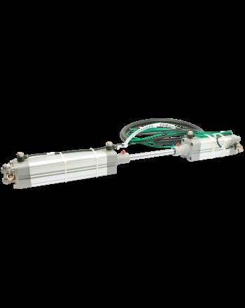 Cylindre d'air pour bol de nourriture robot de traite GEA 7801-1970-130