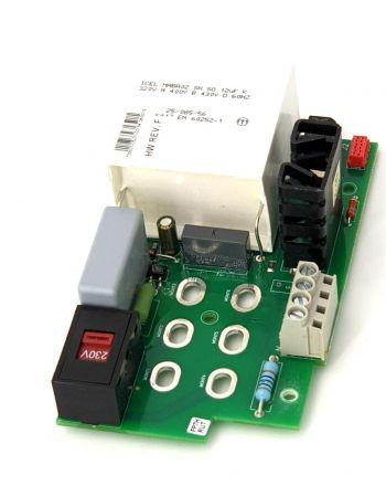 Originale carte électronique de la brosse flexible DeLaval modèle 2 (6 trous)
