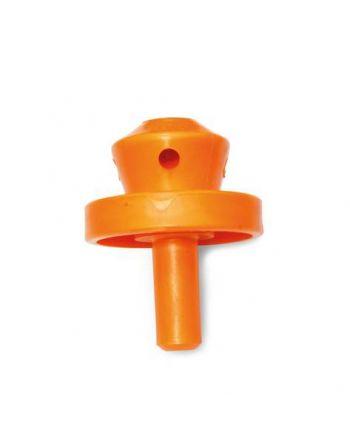 Bouchon de lavage orange 25-28mm