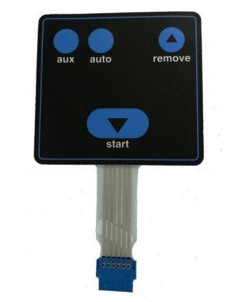 Clavier adaptable pour DeLaval ACR 5000 (Nappe court)