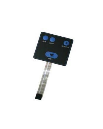 Clavier adaptable pour DeLaval ACR 5000 (Nappe longue)