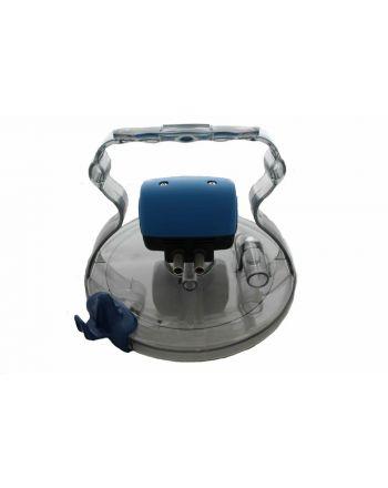 Couvercle de seau à lait avec pulsateur