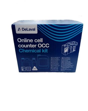 OCC kit chimique pour VMS DeLaval 92086053