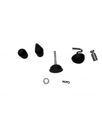 Kit de réparation adaptable pour griffe à lait clearflow avec valve